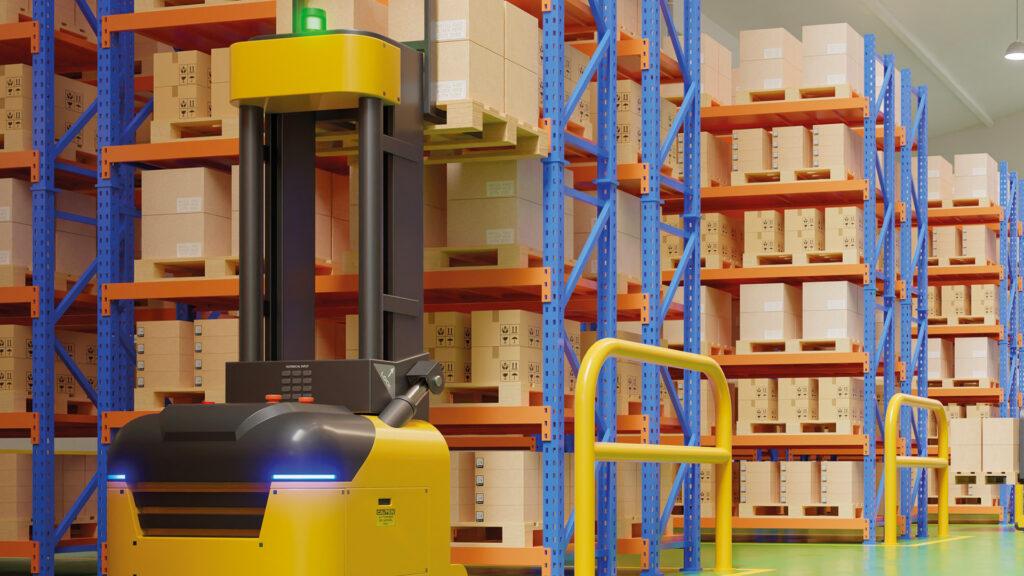 Movimentazione verticale e magazzini verticali