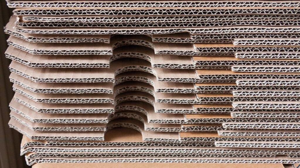 Lavorazione cartone ondulato